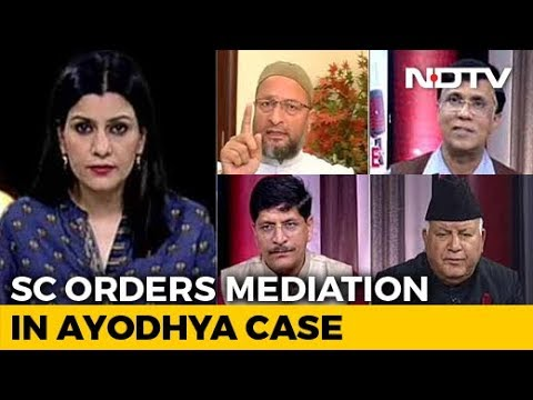 Mediation For Ayodhya Dispute: Is This The Best Way Forward?