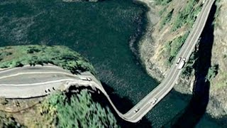 10 Roads You Would Never Want To Drive on || Pastimers