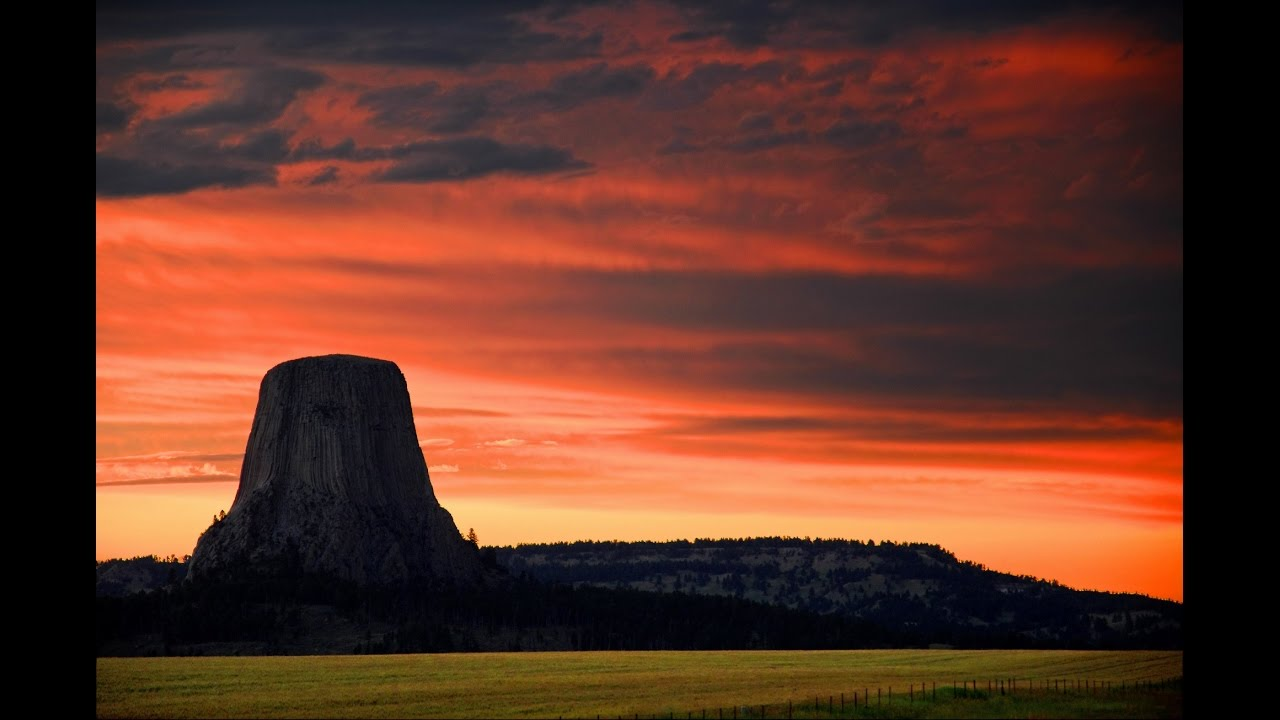 Devil's Tower, Mars, and Aliens