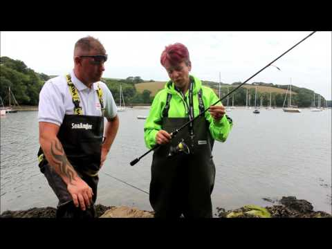 Mullet Fishing In Devon With Andy Webb And Rachael Jarman
