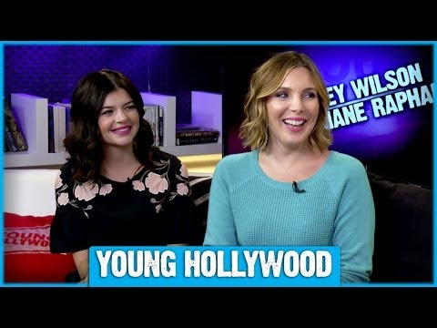 Casey Wilson & June Diane Raphael Channel Real Life for