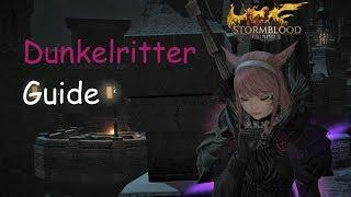 FFXIV - Ultimativer Dunkelritter/DKR guide (für Anfänger und Fortgeschrittene)