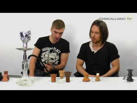 JohnCalliano.TV / 114 / Чашки для кальяна