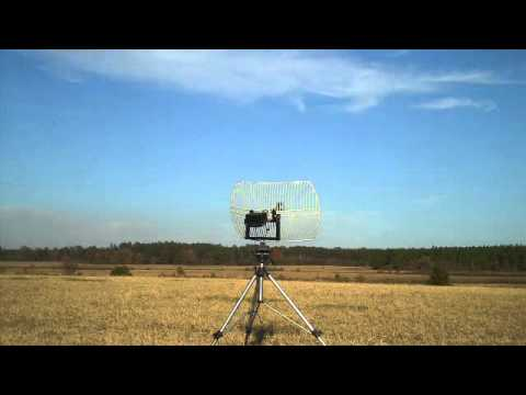 Marcus UAV Inc  Long Range Tracking Antenna