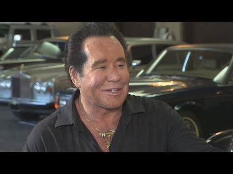 Inside Wayne Newton's 12,000 Square-Foot Mansion