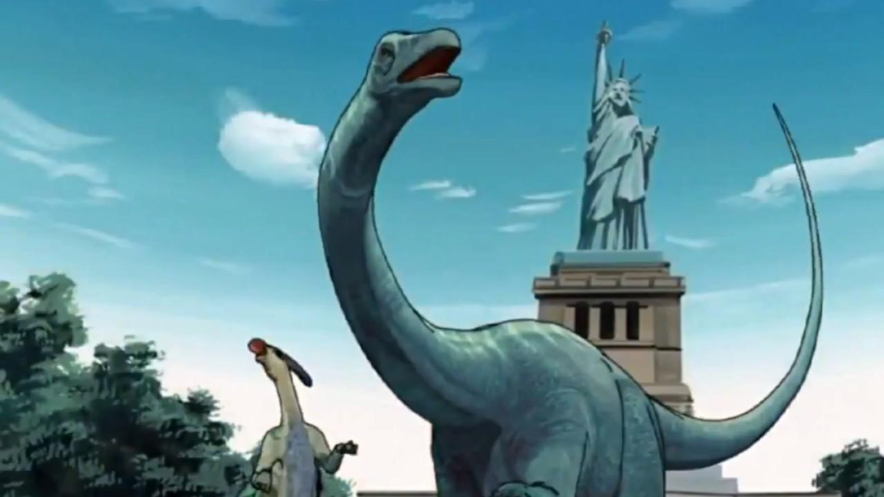 Dinosaur King : Seismosaurus - YouTube