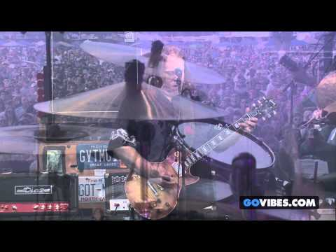 """Gov't Mule performs """"Since I've Been Loving You"""" at Gathering of the Vibes Music Festival 2013"""