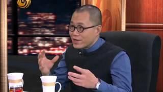 锵锵三人行2013-12-05 老人讹钱非道德败坏而因老无所依