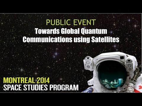 Towards Global Quantum Communications using Satellites