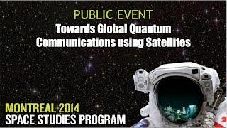 Towards Global Quantum Communications using Satellites