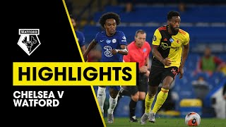 Chelsea 3 0 Watford Extended Highlights | The Blues Take All Three Points At The Bridge