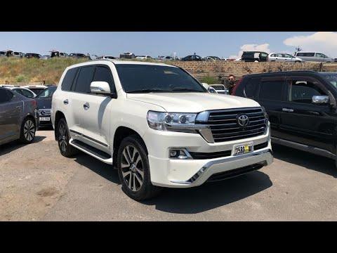 Ереван. Армения. Авторынок цены на август#Видео для подписчика Toyota 4Runner