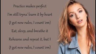Dua Lipa - NEW RULES (Emma Heesters & WeeklyChris Cover) (Lyrics)