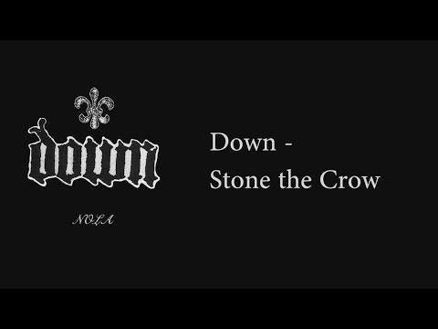 Down Stone The Crow