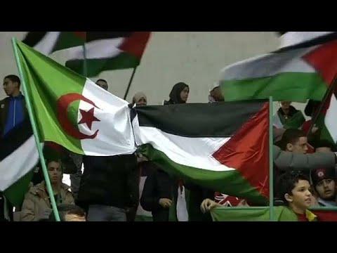 الجزائر تتضامن مع القدس وفلسطين  - نشر قبل 3 ساعة