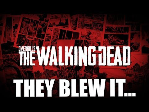 The Walking Dead Creators Pull The Plug On Overkill's: The Walking Dead Video Game thumbnail