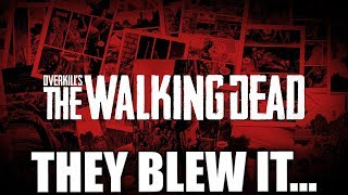 The Walking Dead Creators Pull The Plug On Overkill's: The Walking Dead Video Game