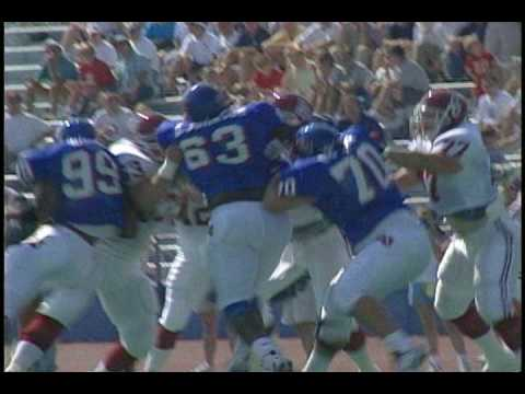 KUSports.com Jayhawk Flashback: Oct. 4, 1997 vs. Oklahoma