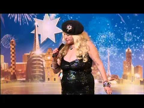 IMBI - My Ooh La La Man - Australia's Got Talent 2012 audition 3 [FULL]