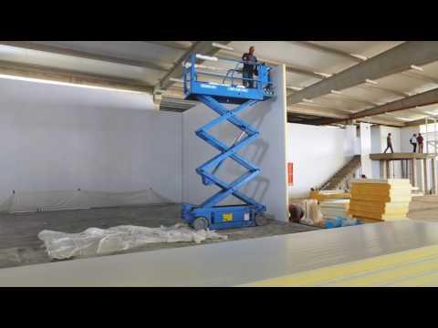 Lugrade - Isothermal panels & industrial doors | ColdKit