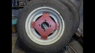 Всем владельцам Мотор Сич, диски для мотоблока от автомобиля...