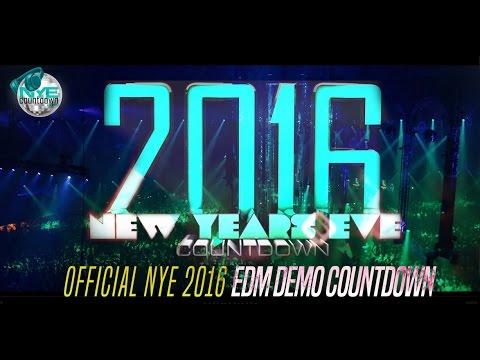 NYE COUNTDOWN 2016   EDM DEMO VERSION streaming vf