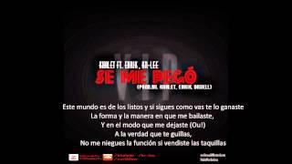 Khalet ft. Enrik, Kr-Lee-Se Me Pegó (Prod.by.Khalet, Enrik, Druell) (Con Letra) New 2014!!!
