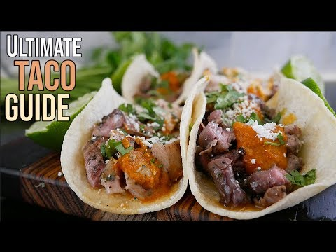 How to Make Every Popular Taco