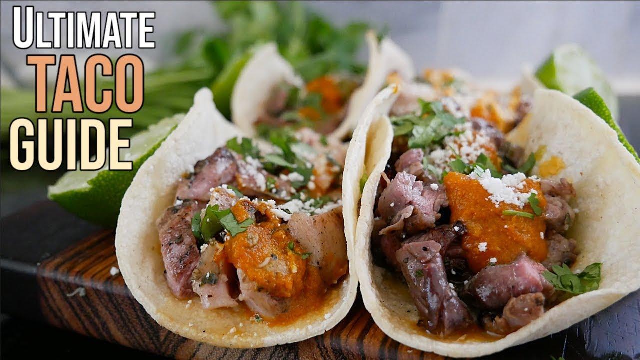 How to Make Every Popular Taco
