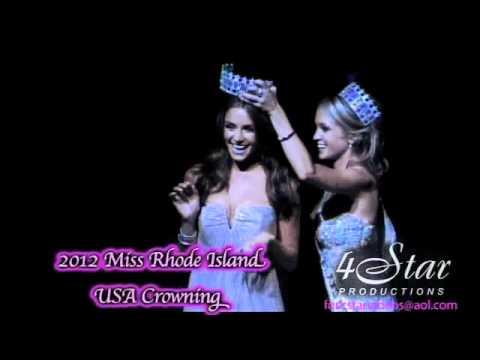 2012 Miss Rhode Island Teen USA/Miss Rhode Island USA Crowning Moment