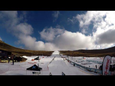 AFP news agency: Africa's 'bucket list' ski resort dreams of Olympic racers