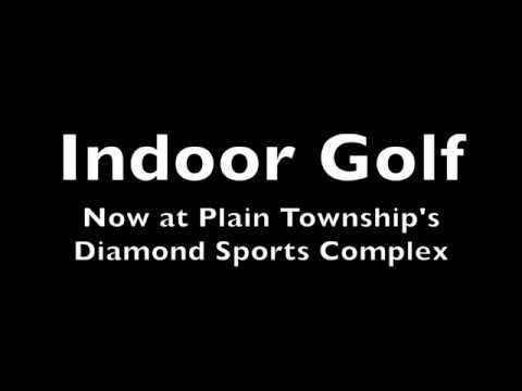 Indoor Golf at Diamond Sports Complex