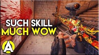 SUCH SKILL MUCH WOW - Rainbow Six: Siege (Stream Highlights)