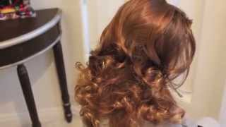 Hairstyles for girls 2015 | Hair no-heat sock curls