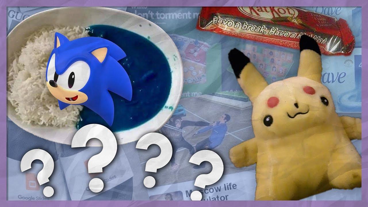 Sonic Curry Weird Off Brands Rip Offs Reddit Youtube