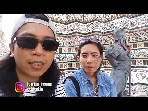 Explore Bangkok Thailand part 2 (Wat Arun)
