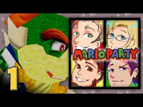 """Mario Party: """"Eating Good"""" -EPISODE 1- Friends Without Benefits"""
