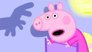 Peppa Pig Official Channel   Making Shadow Puppets with Peppa Pig