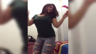 beautiful girl DANCING on hotline blink ft drake ( cover dance ) #girl dance #desi