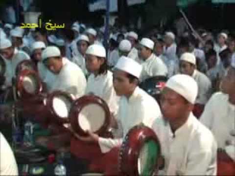 AHMAD YA HABIBI FAIZ ROBIN MANIA AL MUQORROBIN SIDOMULYO