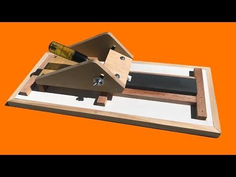 DIY Chisel & Hand Plane Sharpening Jig | J. Hiesz Design