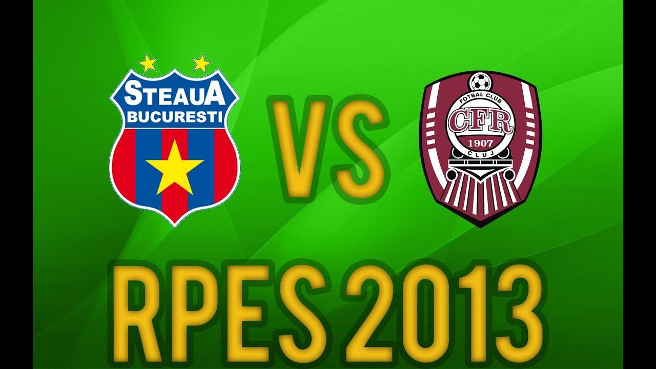 Liga I, etapa 5: Steaua - CFR Cluj, scor 3-0 (video ... |Steaua Cfr