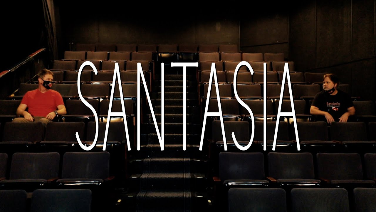 Santasia - A Holiday Streaming Special Promo