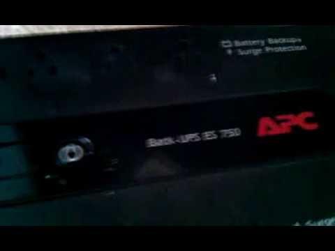 apc back-ups es 750