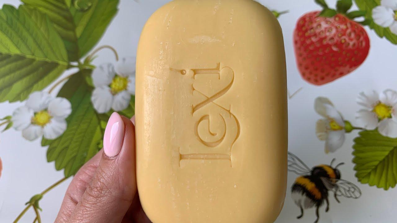 Ароматное и красивое мыло Lexi   ASMR Soap Carving (NO TALKING)   Relaxing Sounds