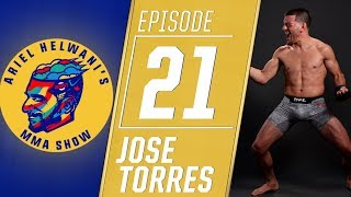 Jose Torres on UFC: No matter how hard I worked there was no 'respect'   Ariel Helwani's MMA Show