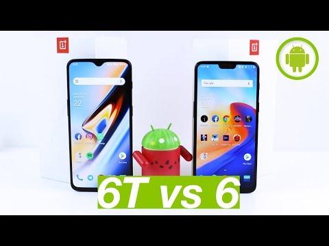 OnePlus 6T vs OnePlus 6: cosa cambia? | CONFRONTO