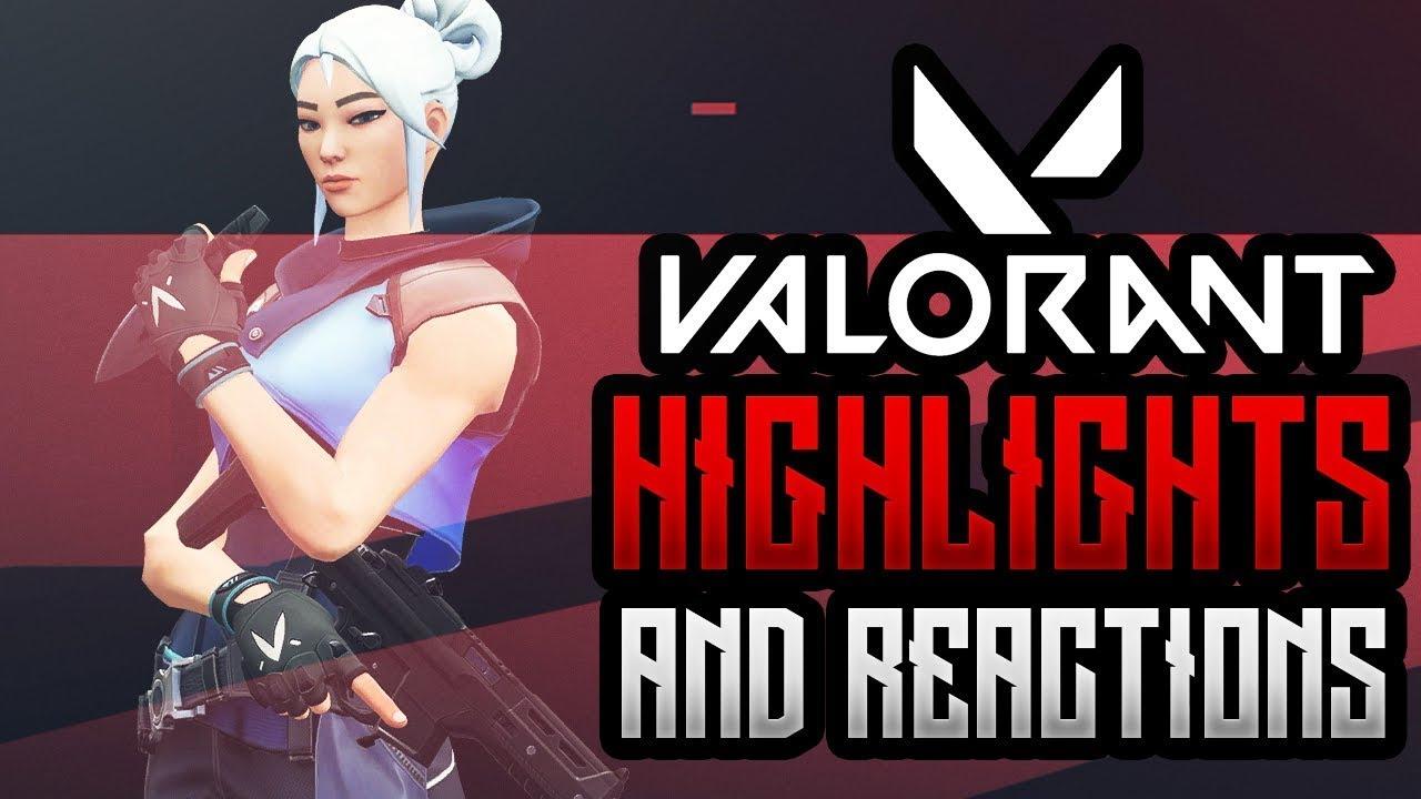 """Aviant Ryden Reacts To """"Valorant Enhanced"""""""
