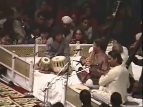 Pt. Hariprasad Chaurasia Raga Abhogi - 1990