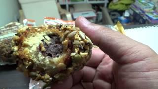제주 감귤 올레 꿀빵, 제주도 여행에서 구입한 견과류가…